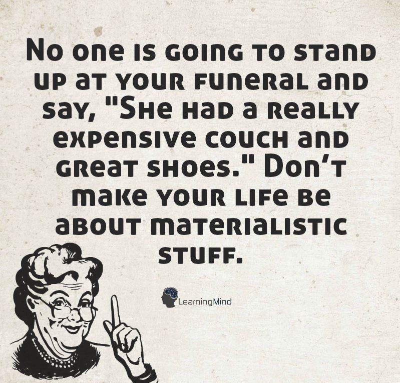 materialisticstuff