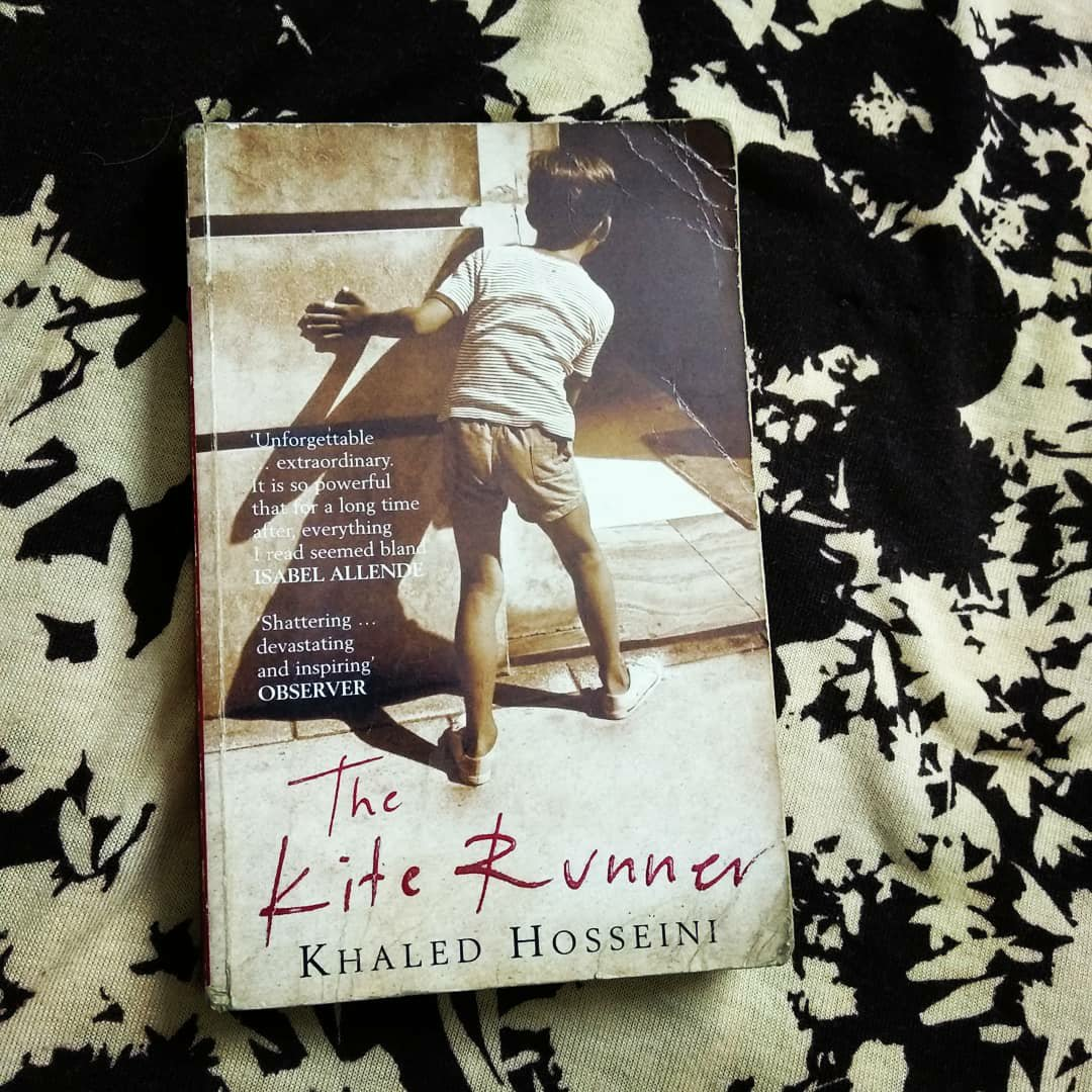 Book Review-the Kite Runner